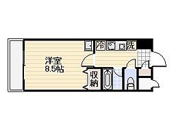さくらマンション[6階]の間取り