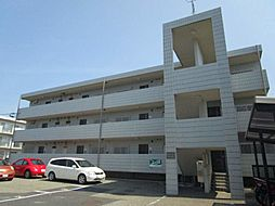 新潟県新潟市西区上新栄町3丁目の賃貸マンションの外観