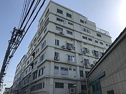 東京都江戸川区中央3丁目の賃貸マンションの外観