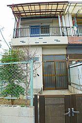 [一戸建] 大阪府東大阪市瓜生堂1丁目 の賃貸【/】の外観