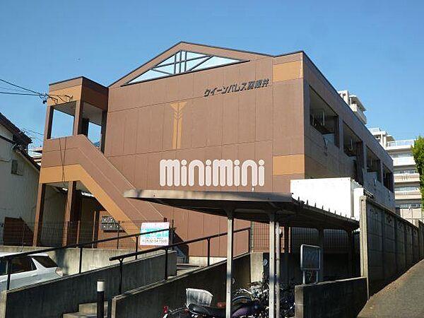 クイーンパレス羽根井 2階の賃貸【愛知県 / 豊橋市】