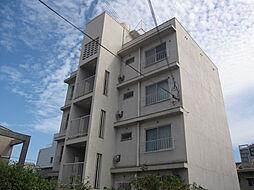 すずかけマンション[5階]の外観