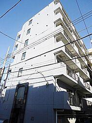 神奈川県横浜市中区本牧町1丁目の賃貸マンションの外観