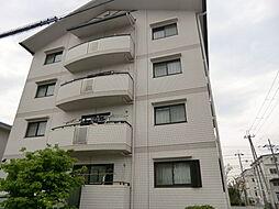大阪府茨木市真砂2の賃貸マンションの外観