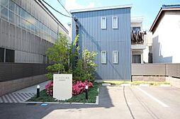 愛知県名古屋市中川区下之一色町字松蔭の賃貸アパートの外観