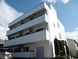 コーポ鈴[2階]の外観