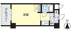 香川県高松市藤塚町2丁目の賃貸マンションの間取り