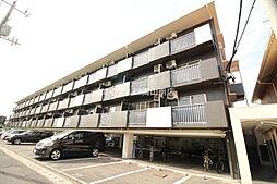 岡山県岡山市北区神田町1丁目の賃貸マンションの外観