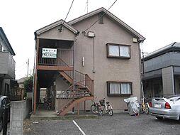 湯田コーポ(和田)[2f号室]の外観