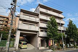 愛知県名古屋市名東区つつじヶ丘の賃貸マンションの外観