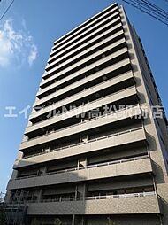 香川県高松市楠上町2丁目の賃貸マンションの外観