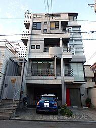 文の里コーポラティブ住宅[3階]の外観