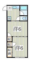 KSビル[2階]の間取り