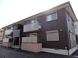 奈良県香芝市畑3丁目の賃貸アパートの外観