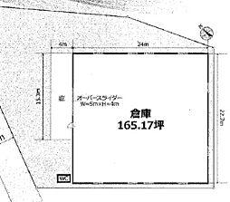 所沢市林1-252-5 貸倉庫
