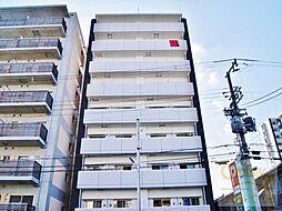 大阪府大阪市住吉区苅田7丁目の賃貸マンションの外観