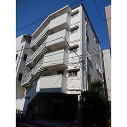 大阪府大阪市天王寺区勝山の賃貸マンションの外観