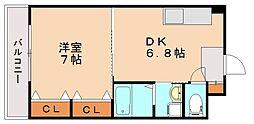 興TYビル[4階]の間取り