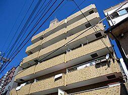 東京都立川市錦町1丁目の賃貸マンションの外観