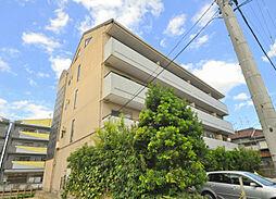 大阪府八尾市東山本新町1丁目の賃貸マンションの外観