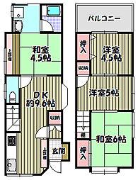 宝塚市長尾台1丁目