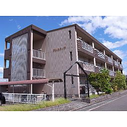 奈良県桜井市西之宮の賃貸マンションの外観