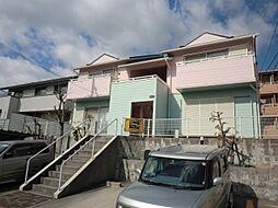 愛知県名古屋市天白区植田本町2丁目の賃貸アパートの外観