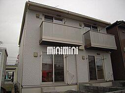 メルヴェーユ東静岡 B[2階]の外観
