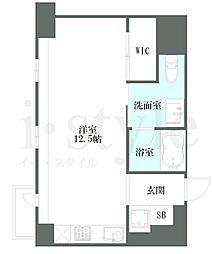 KDXレジデンス東桜I[6階]の間取り