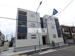 愛知県名古屋市西区枇杷島2丁目の賃貸アパートの外観