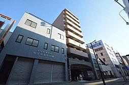 ニューシティアパートメンツ円上町[6階]の外観