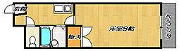 ハイツカワイ[4-C号室]の間取り