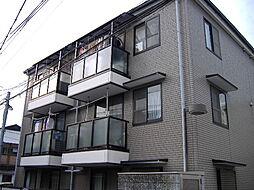 大阪府豊中市庄内西町4丁目の賃貸マンションの外観