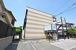 兵庫県宝塚市鹿塩1丁目の賃貸アパートの外観