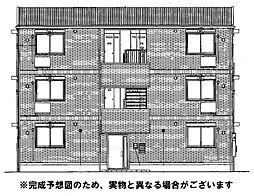 ソフィア新宮II B[2階]の外観