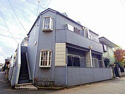 埼玉県所沢市緑町4丁目の賃貸アパートの外観