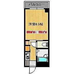 ブリックハウスII[2階]の間取り