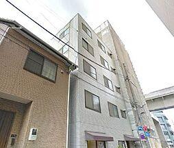 山一コーポ新井[3階]の外観