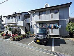 静岡県浜松市中区蜆塚2丁目の賃貸アパートの外観