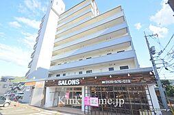 広島県広島市安佐南区東原1丁目の賃貸マンションの外観写真