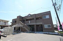 山口県下関市清末鞍馬3丁目の賃貸アパートの外観
