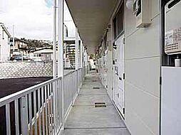 兵庫県神戸市北区山田町小部字大東の賃貸アパートの外観