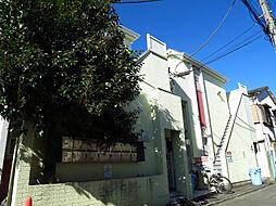 コーポマリーナ仲六郷B[2階]の外観