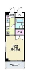 マインドジョイ新城[3階]の間取り