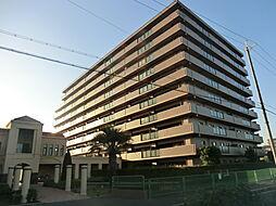 パームズコート茨木パークホームズ[3階]の外観