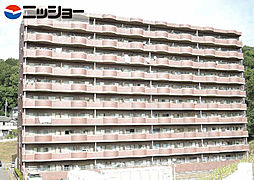 天神山マンションII号館[1階]の外観