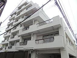 祐天寺第2コーポ[2階]の外観