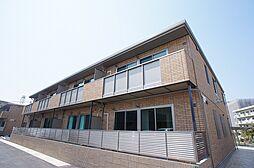 つばさハイムA[1階]の外観