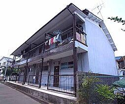 京都府向日市物集女町堂ノ前の賃貸アパートの外観