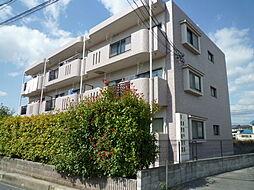 岡山県総社市総社3丁目の賃貸マンションの外観